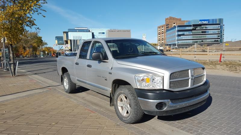 Tow Truck Saskatoon >> 2007 Dodge Ram 1500 Hemi 4x4. With 74gallon Slip Tank in ...
