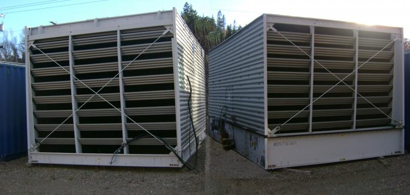 Bac Cooling Tower Model 39850 In Saint John Nb General