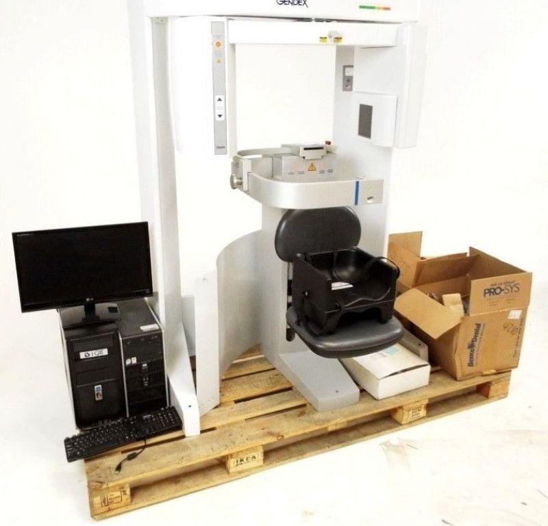 Gendex Cb 500 Dental Digital Free Standing 3d Cone Beam