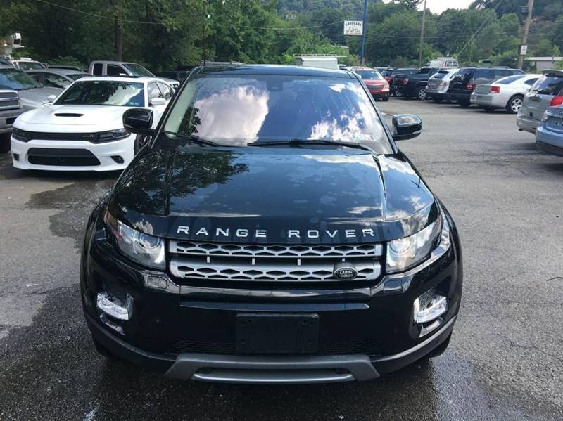 2013 land rover range rover evoque for sale in winnipeg junction mn suvs. Black Bedroom Furniture Sets. Home Design Ideas