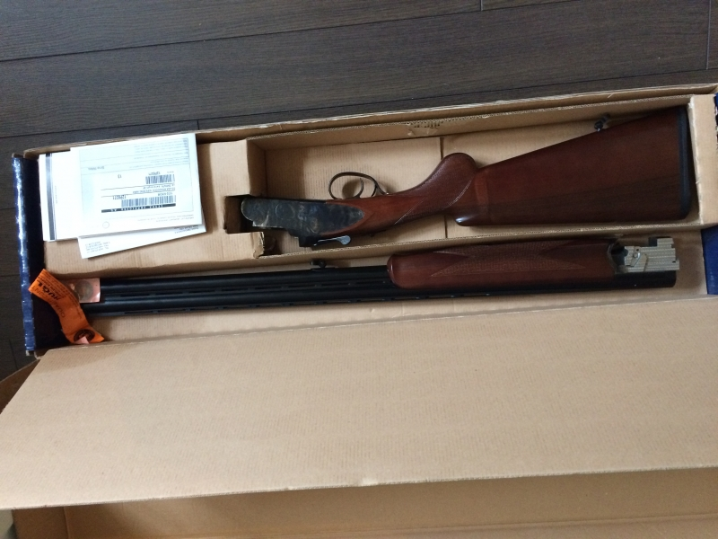 CZ WOODCOCK 20 gauge O/U for sale in Hamilton ON | Guns