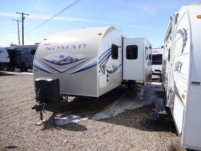 2014 Nomad 298ck Kehoe Rv Saskatoon Sk In Saskatoon Sk