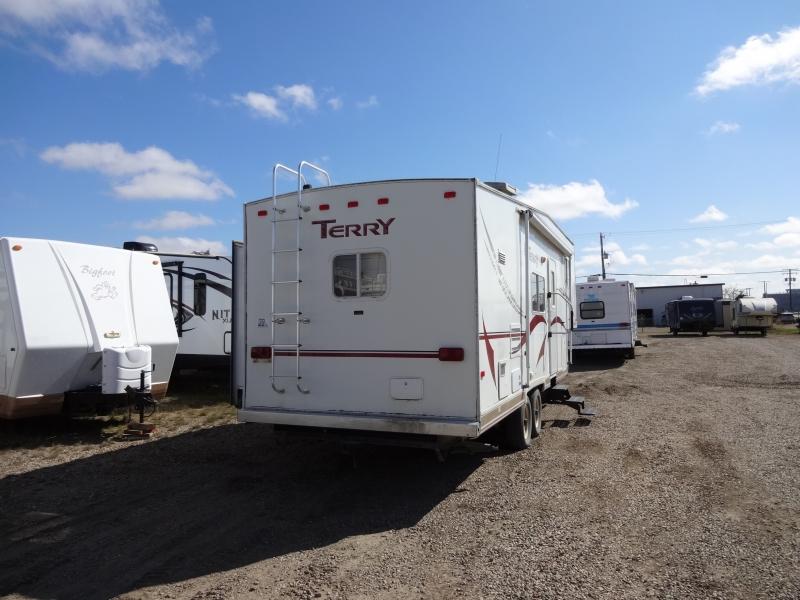 2001 Terry 285j In Saskatoon Sk 5th Wheel
