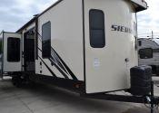 Introducing Forest River Sierra destination trailers!!