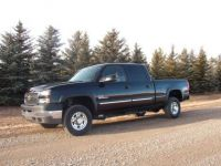 Truck 4 x 4 2000 & Up 2005 CHEVROLET DURAMAX CREWCAB 4x4 PRICE REDUCED