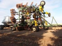Air Drill / Seeders NEW NOBLE SEEDOVATOR C/W 1610 FLEXICOIL TANK