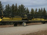 Combine Headers 36FT HONEYBEE HEADER 9600 JD ADAPTER OR MF 8570/9790