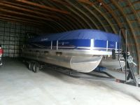 Boat NEW 2012 SUNTRACKER 24 FOOT PONTOON  BOAT
