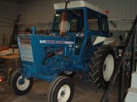 Tractors Ford 5000