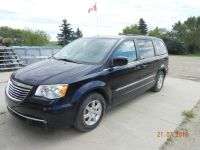 Mini Vans 2011 Chrysler Town & Country Touring