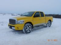 Truck 4 x 4 2000 & Up 2008 Dodge Ram Laramie