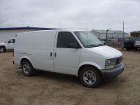 Commercial Vans 2005 GMC Safari Work Van