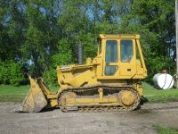 Loaders 1986 dresser 175c crawler loader