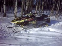 Snowmobiles 2004 Polaris Indy 340