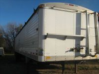 Trailers 2003/2009 Timpte 40' Tandem, Air ride, Hopper Trailers