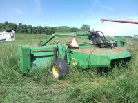 Mower Conditioner John Deere Hay Bine