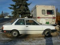 Cars 1980-89 1988 Nissan Sentra 2 door coupe