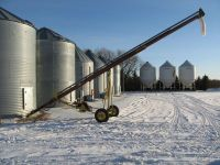 Grain Augers Farm King 7 x 36 Grain Auger