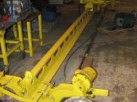 General Equipment 2 Ton Overhead Crane