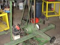 General Equipment Portable 100 Ton Hydraulic Puller For Lease