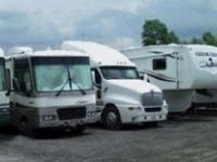 Recreation Vehicle Services RV, Bus and Semi Storage and Self Storage