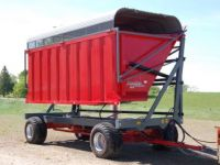 Forage Harvesters High Dump Wagons