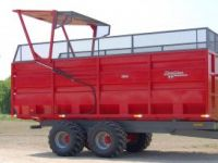 Trailers Horstlines NX 240  Series Dump Trailer