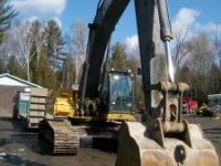 Excavators 2008 JOHN DEERE 350D Lc EXCAVATOR FOR SALE