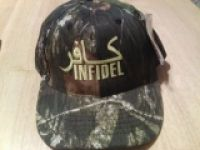 Guns & Hunting Supplies INFIDEL MOSSY OAK BALL CAP