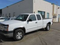 Truck 4 x 4 2000 & Up 2004 Chevrolet Silverado 1500 LS