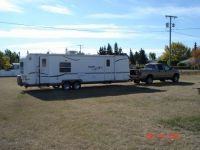 Travel Trailers 2005-Flagstaff Travel trialer-29ft
