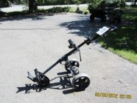 Golf Equipment Electric golf pushcart