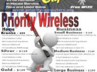 General Services Priority Wireless Communications