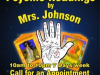 General Services mrs johnson powerful psychic spiritual healer