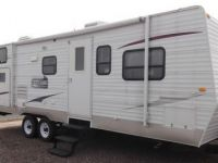 Travel Trailers 2009 Sunnybrook Edgewater 31'