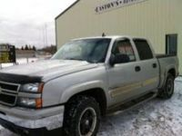 Truck 4 x 4 2000 & Up 2007 Chevrolet C/K Pickup 1500 LS Special Edition
