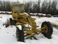 Graders 112 Caterpillar grader