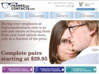 General Services BUY PRESCRIPTION GLASSES ONLINE  www.framesandcontacts.com