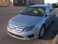 Cars 2000-10 2010 FORD FUSION HYBRID