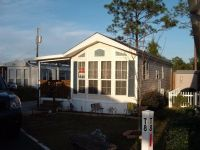 Modular Homes Park Model For Sale in  Sunset King Lake Resort NW Florida