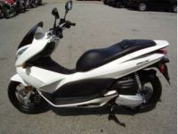 Motorcycles A New 2013 Honda PCX