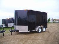 Trailers 2013 INTERSTATE 14' CARGO TRAILER