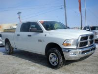 Truck 4 x 4 2000 & Up 2011 Dodge Ram 3500 SLT 4x4 Mega Cab