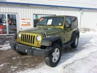 SUVs 2008 jeep wrangler rubicon Hard top!