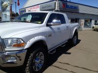 Truck 4 x 4 2000 & Up 2011 DODGE RAM LIFTED MEGA CAB DIESEL!! 4x4!!