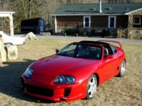 Cars 1990-99 1994 Toyota Supra 3.2L Turbocharged 600HP