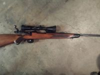 Guns & Hunting Supplies 30-06 Churchill bolt action rifle