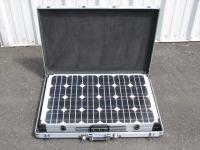 Engine Parts / Accessories 130 watt portable solar battery charger