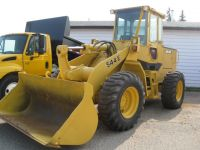 Loaders Used 544E Payloader for sale. Good condition