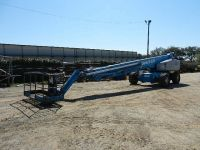 Industrial Rental Equip. 2006 Genie S-125 Telescopic Boom